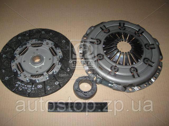 Комплект сцепления VW Passat B5 1.9 TDI 110 л.с., 90 л.с. (дизель) 1996--2000 Luk (Германия) 623 1157 00