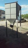 Металлоконструкции под заказ ( изделия из металла ): Бункер емкость шнек транспортер циклоны навес теплица