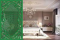 Декоративная решетка для дома