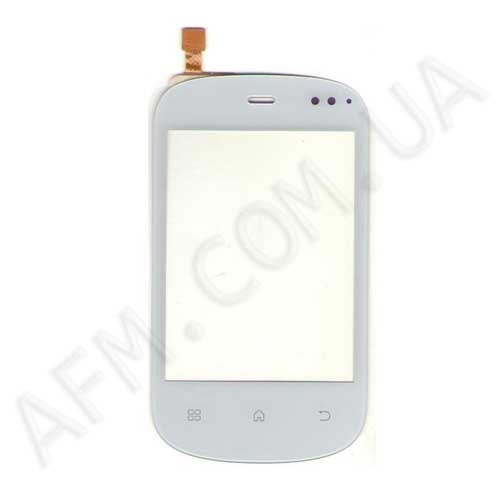 Сенсор (Touch screen) Fly IQ236 Dynamic белый