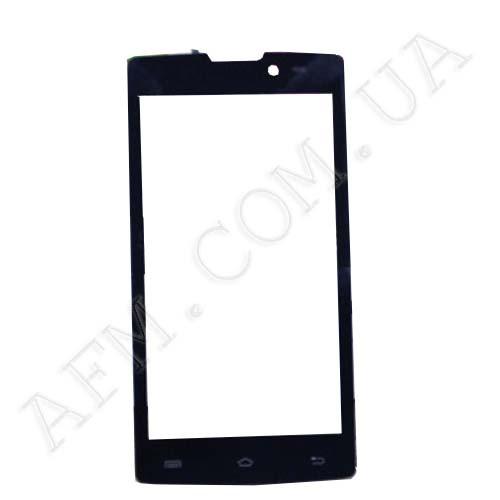 Сенсор (Touch screen) Fly IQ4402 Era Style 1 чёрный