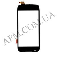 Сенсор (Touch screen) Fly iQ4405 Quad EVO Chic 1 чёрный