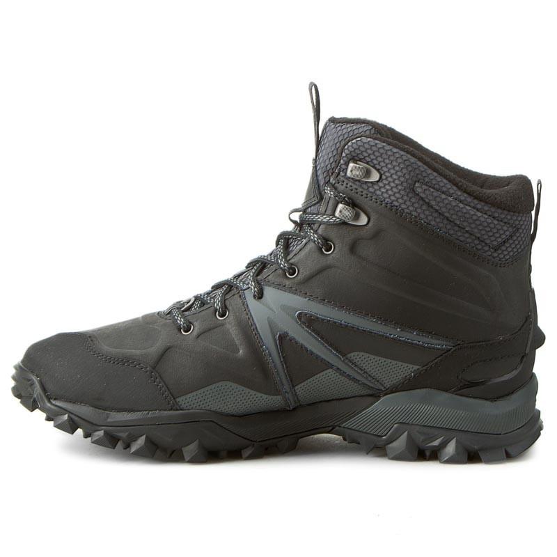 ОРИГИНАЛ! Зимние ботинки Merrell Capra Glacial Ice+Mid Waterproof J35799 (Черные)