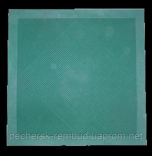 Коврик резиновый диэлектрический 750х750, фото 2