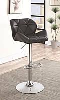 Барный стул высокий Старлайн, черный