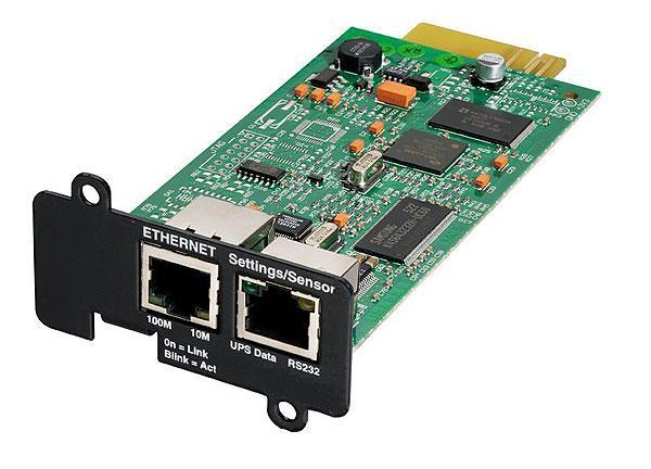 Сетевая плата Eaton Network Management Card Minislot