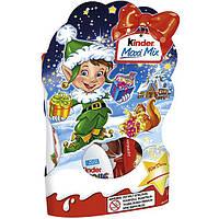 Новогодний подарок от Kinder Maxi Mix (Германия)