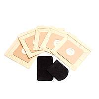 Фильтра для пылесоса ROTEX RB-03 бумажный мешок 2 л + 2 фильтр