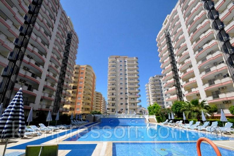 Квартира в Турции, квартира в Махмутлар, апартаменты в TOROS 5