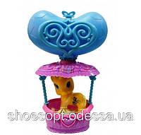 Пони на воздушном шаре Литл пони, аксессуары, музыка, свет