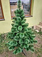 """Новогодняя елка """"СОСНА ЗЕЛЕНАЯ"""" Штучні ялинки, ялинка, Ёлка искусственная, на подставке 2.1 м"""