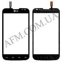 Сенсор (Touch screen) LG D325 Optimus L70 Dual чёрный