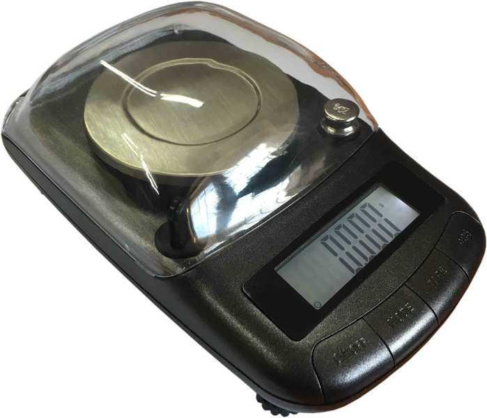Весы лабораторные Днепровес EGY-50 (0,001 г)