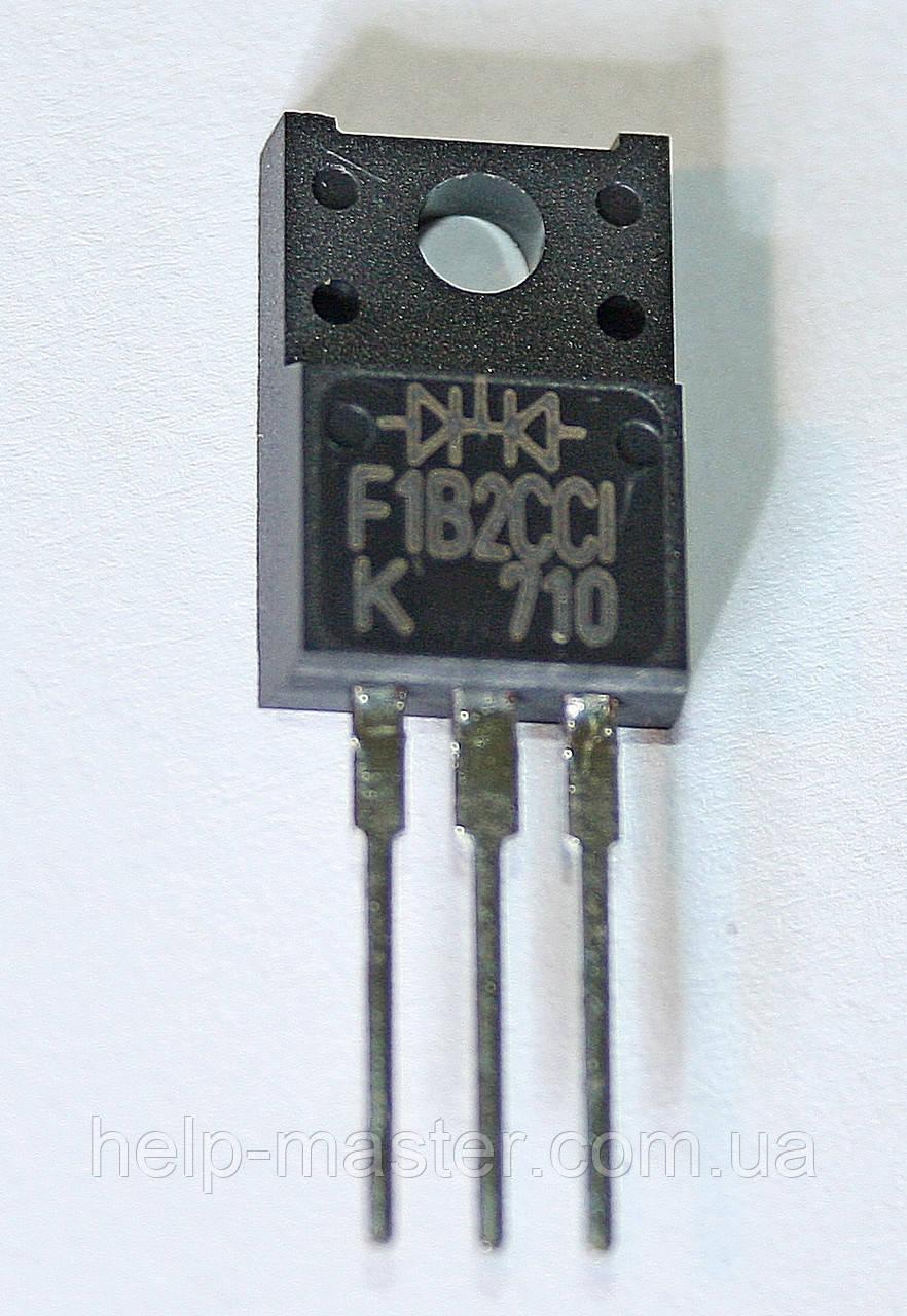 Диод F1B2CCI (TO-220)