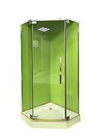 Пятикутні душові кабіни Veronis