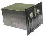 Духовка для печи металлическая 290*230*400 мм ( вес - 7 кг)  S - 1.3 мм