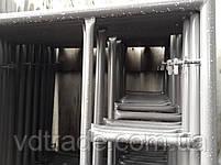 Леса Флажковые Б/У |Стандартный комплект Висота: 2 м; Ширина: 3 м., фото 4