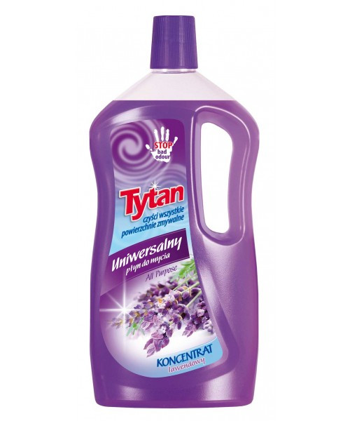 Универсальная жидкость для мытья Tytan Лаванда 1 л