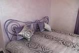 Кованые кровати. Кровать ИК 012, фото 2