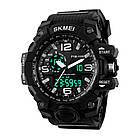 Тактические мужские часы Skmei  1155 HAMLET Black, фото 3