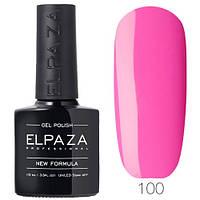 Гель лак ELPAZA 100 Розовый фламинго, 10 мл
