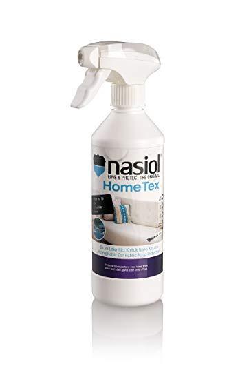 Nasiol Hometex Nano Coating, защита текстиля