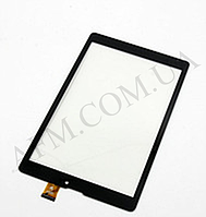 Сенсор (Touch screen) Prestigio 3108 3G/  3208 3G/  3308 3G MultiPad (120*204) чёрный