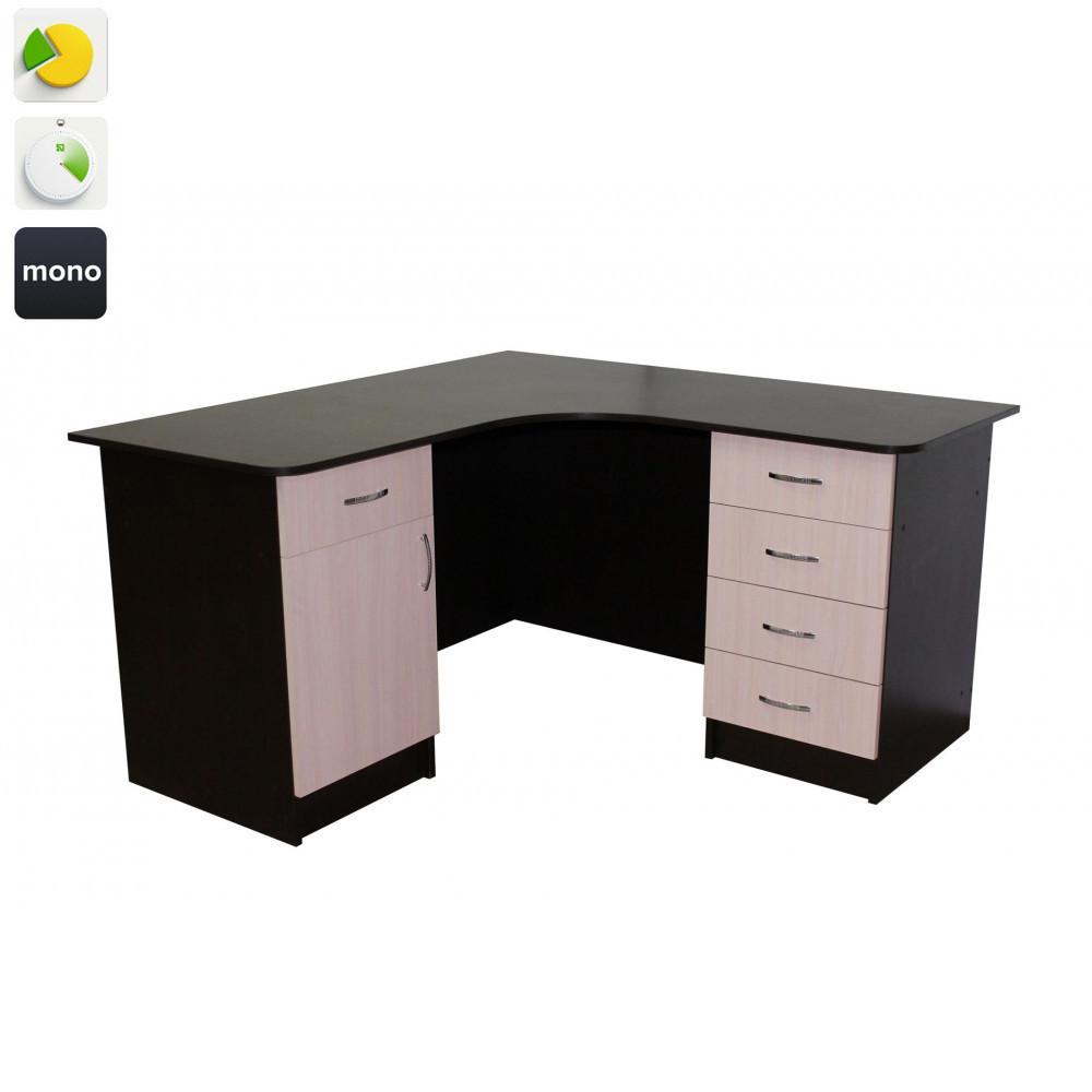 """Угловой стол """"Ника-мебель"""" ОН-67/3"""