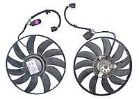 Вентилятор основного радиатора 2.0SDI большой 11 лопастей VOLKSWAGEN CADDY 2004-2010 2К0000560