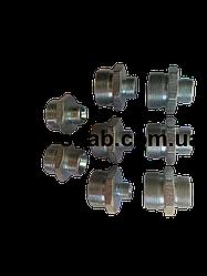 """Штуцер Гидроузел S22 (BSP1/2""""-М18х1.5) гр.S24"""