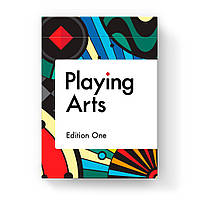 Карты для игры в покер USPCC Playing Arts Edition One, КОД: 258486