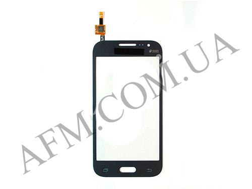 Сенсор (Touch screen) Samsung G361F/  G361H Galaxy Core Prime VELTE серый оригинал