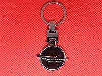 Брелок металлический для авто ключей Opel Опель