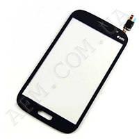 Сенсор (Touch screen) Samsung i9060/  i9062 Galaxy Grand Neo Duos синий,   Midnight Black