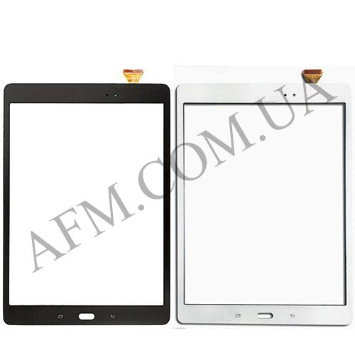 Сенсор (Touch screen) Samsung P550 Galaxy Tab A 9.7 чёрный оригинал