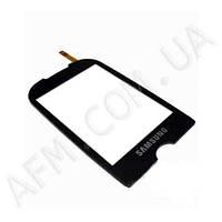 Сенсор (Touch screen) Samsung S3650 Corby чёрный