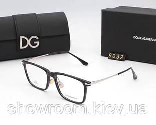 Жіноча стильна брендовий оправа 9032 чорна