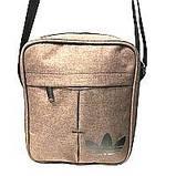 Спортивные барсетки из текстиля Puma (серый)20*24см, фото 5