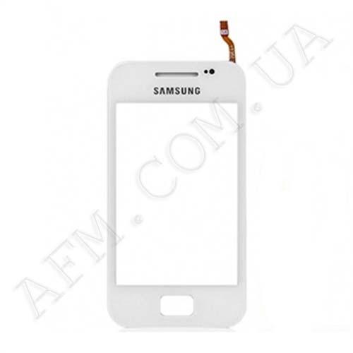 Сенсор (Touch screen) Samsung S6802 белый