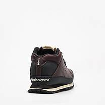 """ОРИГИНАЛ! Зимние кроссовки New Balance 754 H754LLB """"Brown"""" (Коричневые), фото 3"""