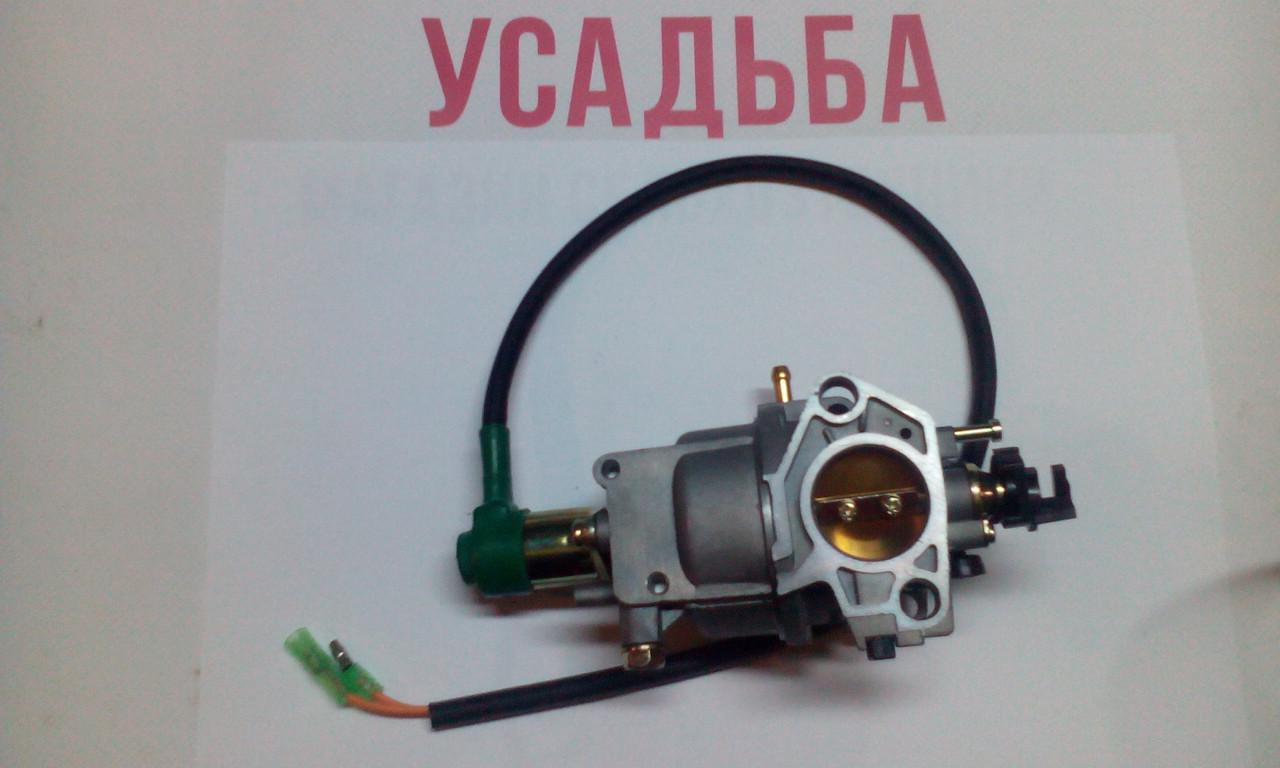Карбюратор 188F (з електроклапаном)