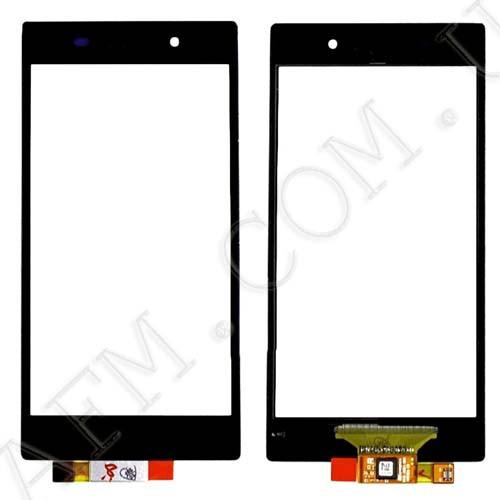Сенсор (Touch screen) Sony C6902 L39h Xperia Z1/  C6903/  C6906/  C6943 чёрный