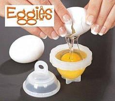 Формочки для варки яиц без скорлупы Empire EM-2143, фото 3