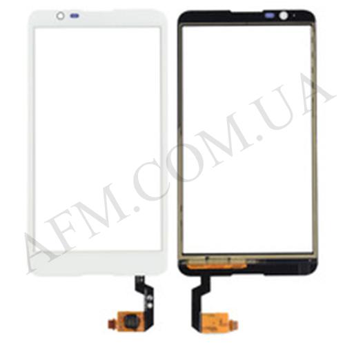 Сенсор (Touch screen) Sony E2104 Xperia E4/  E2105/  E2115/  E2124 белый
