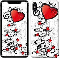 """Чехол для телефона """"Сердца"""" (Модели внутри)"""