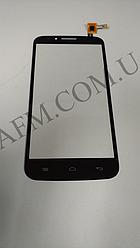 Сенсор (Touch screen) Umi Emax чёрный