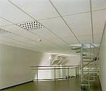 Установка подвесного потолка