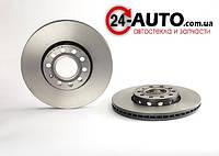 Audi A6 (4A2, C4) - тормозной диск передний (AP 09.5745.21)