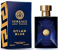 Мужская туалетная вода Versace Dylan Blue Pour Homme (Версаче Дилан Блю Хом) реплика