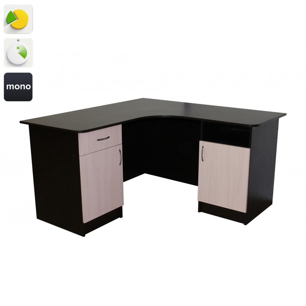"""Угловой стол """"Ника-мебель"""" ОН-71/3"""